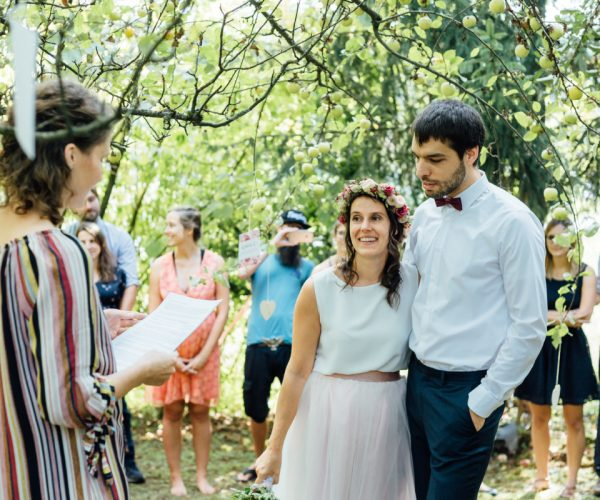 Hochzeit 3 Trauung